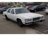 Mercury Grand Marquis 1986 Data, Info and Specs