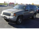 1996 Charcoal Gold Satin Jeep Grand Cherokee Laredo 4x4 #20133871
