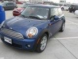 2007 Lightning Blue Metallic Mini Cooper Hardtop #20141508