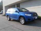 2008 Blue Streak Metallic Toyota Highlander 4WD #20139835