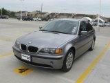 2003 Steel Grey Metallic BMW 3 Series 325i Sedan #20141513