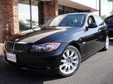 2006 Black Sapphire Metallic BMW 3 Series 330i Sedan #20133182