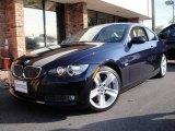 2007 Monaco Blue Metallic BMW 3 Series 335i Coupe #20133179