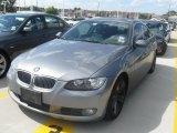 2007 Space Gray Metallic BMW 3 Series 335i Coupe #20141507