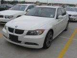 2007 Alpine White BMW 3 Series 335i Sedan #20141505