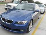 2007 Montego Blue Metallic BMW 3 Series 328i Coupe #20141524