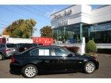 2007 Black Sapphire Metallic BMW 3 Series 328i Sedan #20129667