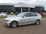 2008 Titanium Silver Metallic BMW 3 Series 328i Sedan #20141509