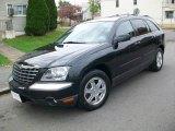 2004 Brilliant Black Crystal Pearl Chrysler Pacifica AWD #20139694