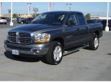 2006 Mineral Gray Metallic Dodge Ram 1500 SLT Quad Cab 4x4 #20133894