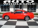 2007 Torch Red Ford Mustang GT Premium Coupe #20140449