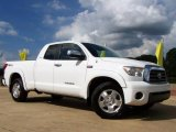 2007 Super White Toyota Tundra Limited Double Cab #20219646