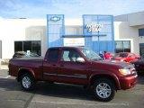 2005 Salsa Red Pearl Toyota Tundra SR5 Access Cab 4x4 #20235444