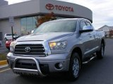2008 Silver Sky Metallic Toyota Tundra Limited Double Cab 4x4 #20238385