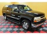 2001 Onyx Black Chevrolet Suburban 1500 LT 4x4 #20240791