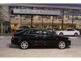 2008 Brilliant Black Audi A4 2.0T Sedan #2023017