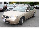 2007 Sandstone Metallic Chevrolet Malibu LT Sedan #20246372
