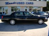 2008 Black Lincoln Town Car Signature Limited #20238559