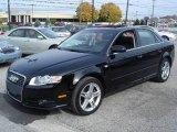 2008 Brilliant Black Audi A4 2.0T quattro Sedan #20240185