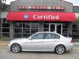 2006 Titanium Silver Metallic BMW 3 Series 330i Sedan #20230617
