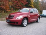 2007 Inferno Red Crystal Pearl Chrysler PT Cruiser Touring #20243967