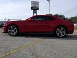2010 Victory Red Chevrolet Camaro SS/RS Coupe #20238118