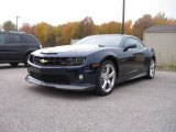 2010 Imperial Blue Metallic Chevrolet Camaro SS/RS Coupe #20243959