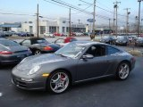 2007 Meteor Grey Metallic Porsche 911 Carrera S Coupe #2015631