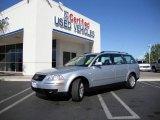 2003 Reflex Silver Metallic Volkswagen Passat GLS Wagon #20307155