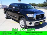 2007 Black Toyota Tundra SR5 CrewMax #20302616