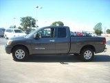 2007 Smoke Gray Nissan Titan SE King Cab #20311716