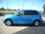 2008 Surf Blue Pearl Chrysler PT Cruiser LX #20311723