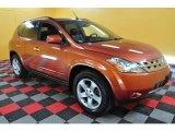2003 Sunlit Copper Metallic Nissan Murano SL AWD #20306068