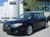 2008 Deep Sea Blue Pearl Effect Audi A4 2.0T Special Edition Sedan #2016508