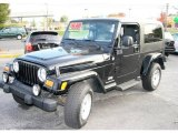 2006 Black Jeep Wrangler Unlimited 4x4 #20289224
