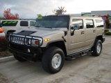 2003 Pewter Metallic Hummer H2 SUV #20310832