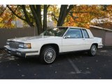 1987 Cadillac DeVille Coupe Data, Info and Specs