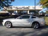 2006 Satin Silver Metallic Ford Mustang GT Premium Coupe #20297842