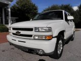 2005 Summit White Chevrolet Tahoe Z71 4x4 #20300993