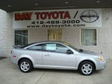 2007 Ultra Silver Metallic Chevrolet Cobalt LS Coupe #20293535