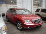 2004 Inferno Red Pearl Chrysler Pacifica  #20301435