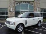 2006 Chawton White Land Rover Range Rover HSE #1859993