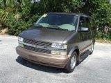 2000 Chevrolet Astro Medium Bronzemist Metallic