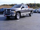 2002 Graphite Metallic Dodge Ram 1500 Sport Quad Cab 4x4 #20361370