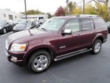 2006 Dark Cherry Metallic Ford Explorer Limited 4x4 #20371971