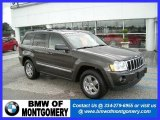 2006 Dark Khaki Pearl Jeep Grand Cherokee Limited 4x4 #20364357