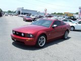 2006 Redfire Metallic Ford Mustang GT Deluxe Coupe #20358861