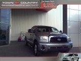 2008 Silver Sky Metallic Toyota Tundra SR5 Double Cab #20412417