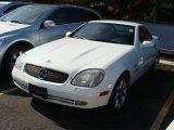 1998 Polar White Mercedes-Benz SLK 230 Kompressor Roadster #20447087