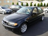 2002 Black Sapphire Metallic BMW 3 Series 325xi Sedan #20457221